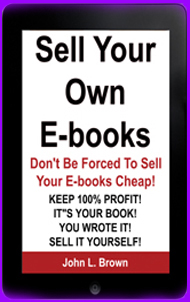 Sell Your Own Ebooks
